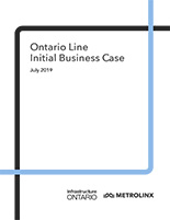 Ontario Line Initial Business Case